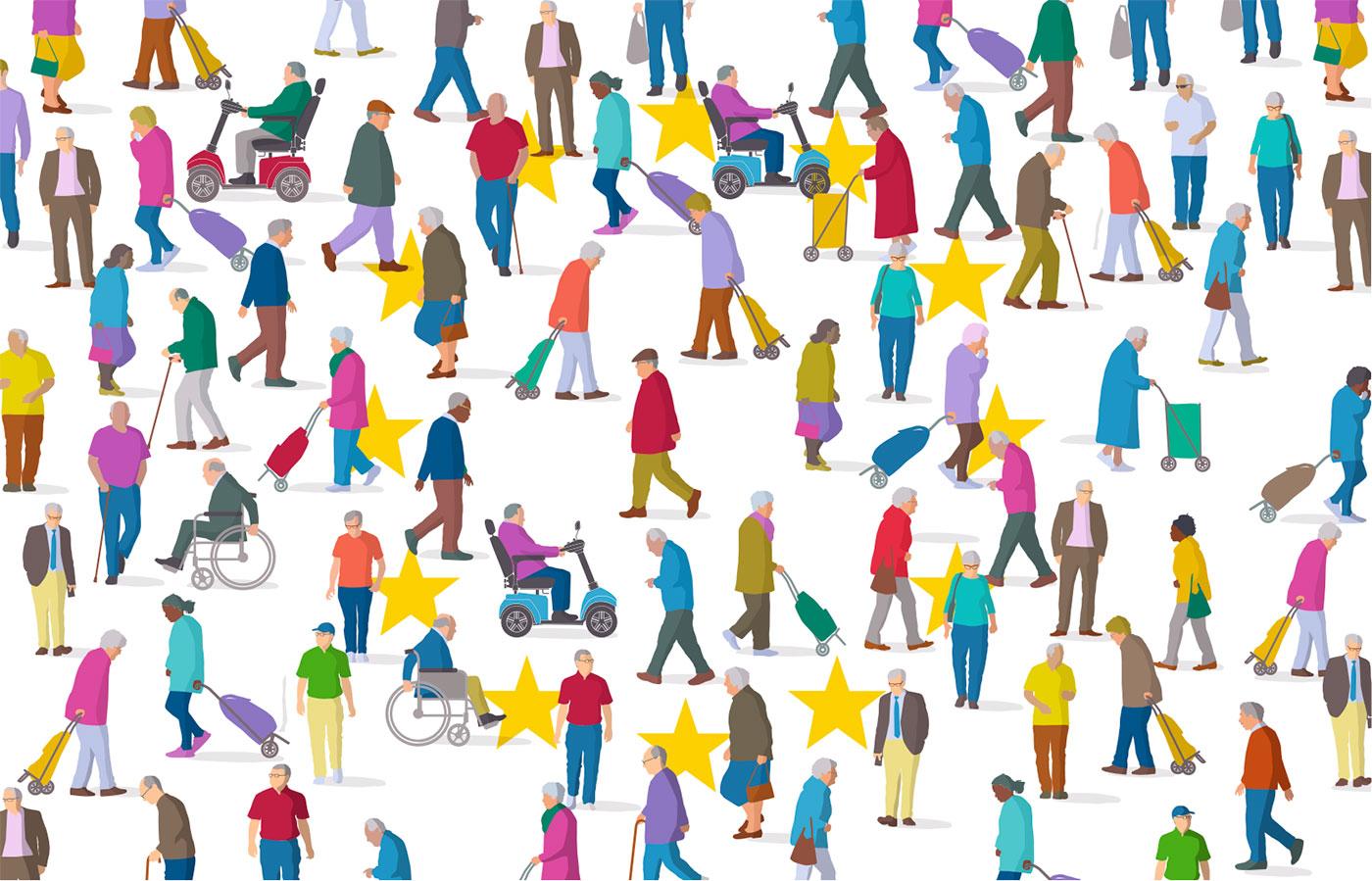 Systèmes de retraite : une Europe à plusieurs vitesses