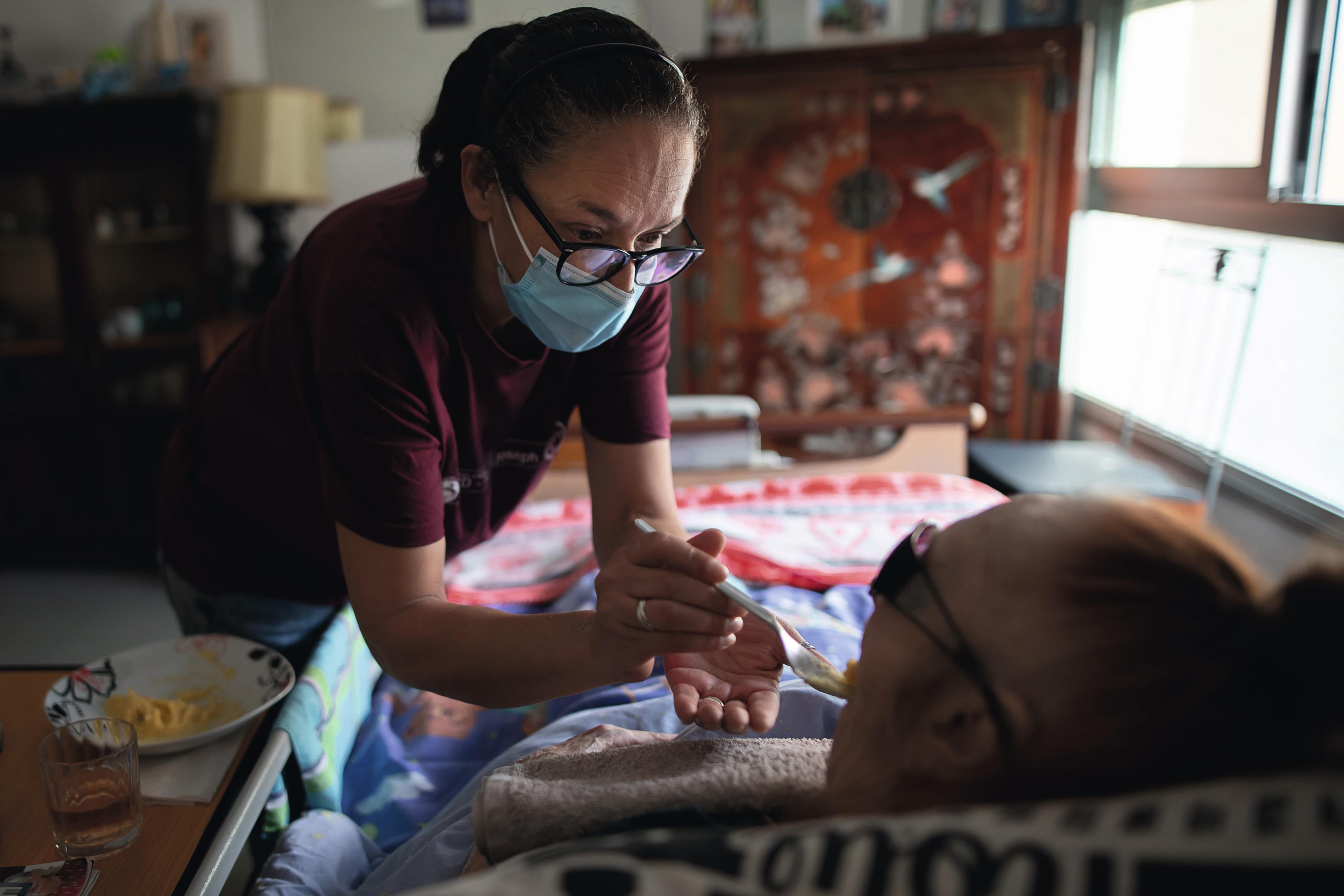 Aides à domicile : utilité sociale maximale, rémunération minimale