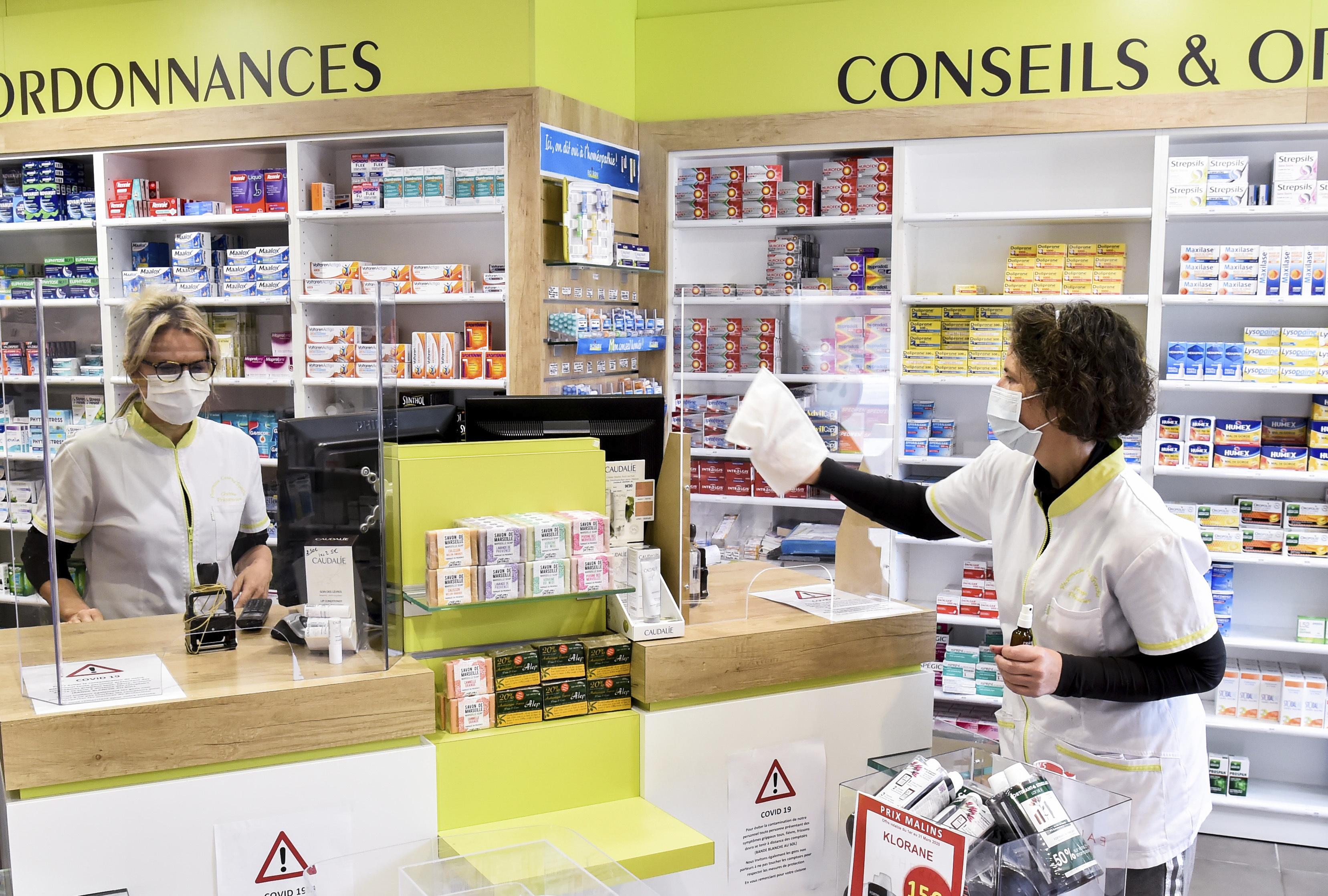 Camille Freisz a créé Valwin, une pharmacie en ligne
