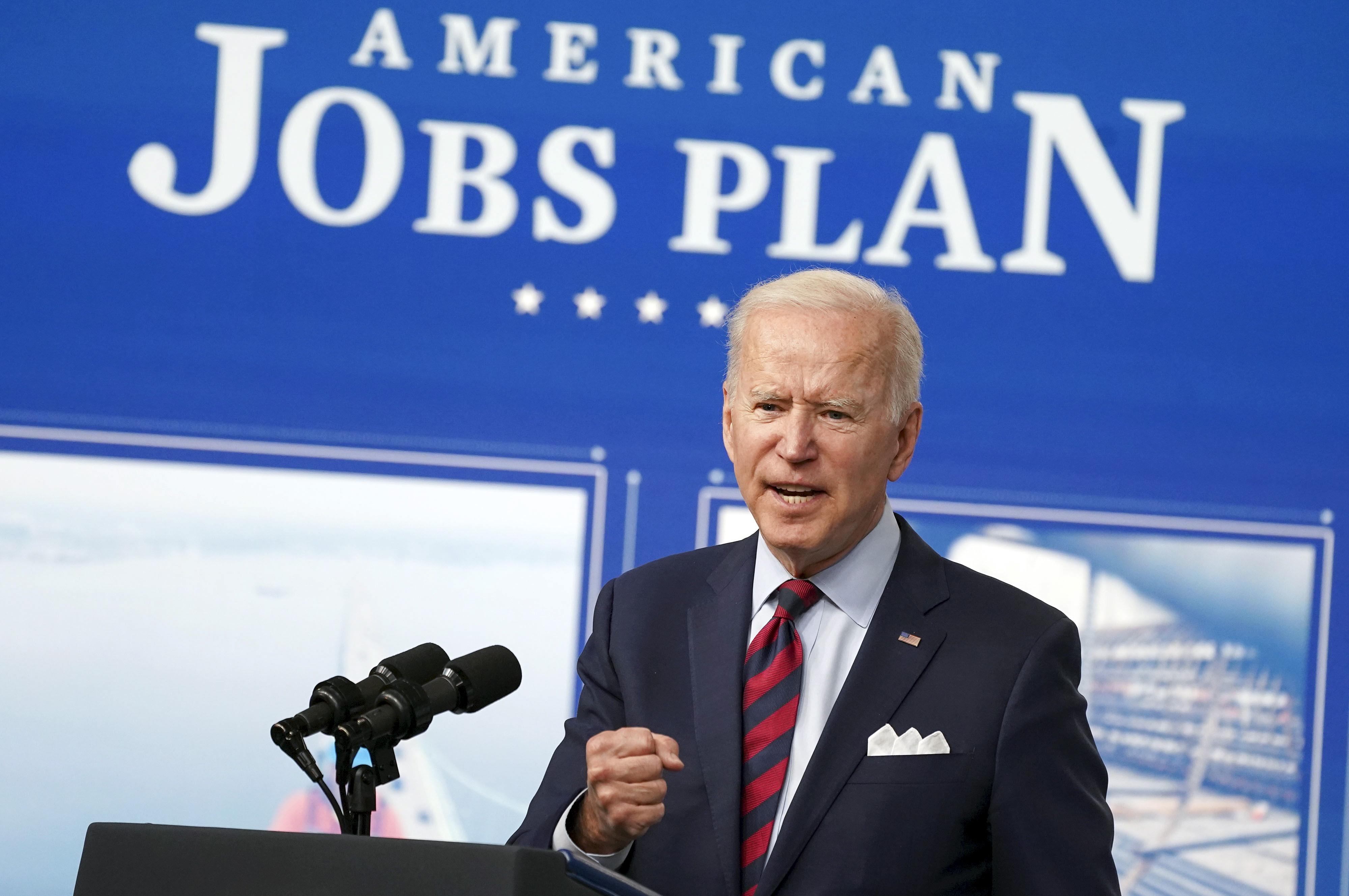 Tout comprendre aux plans Biden en 5 questions