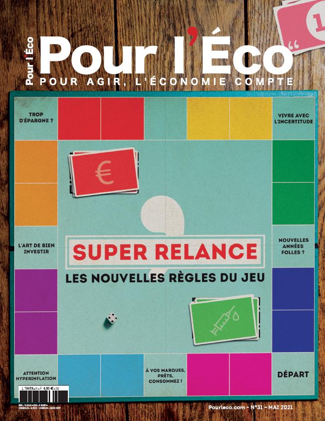 Couverture du magazine n°31 Pour l'Eco