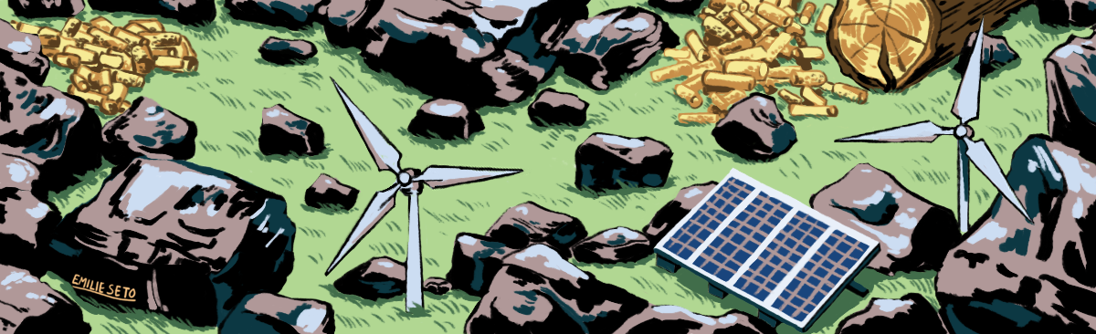 Après la fermeture des centrales à charbon, quelles énergies propres ?