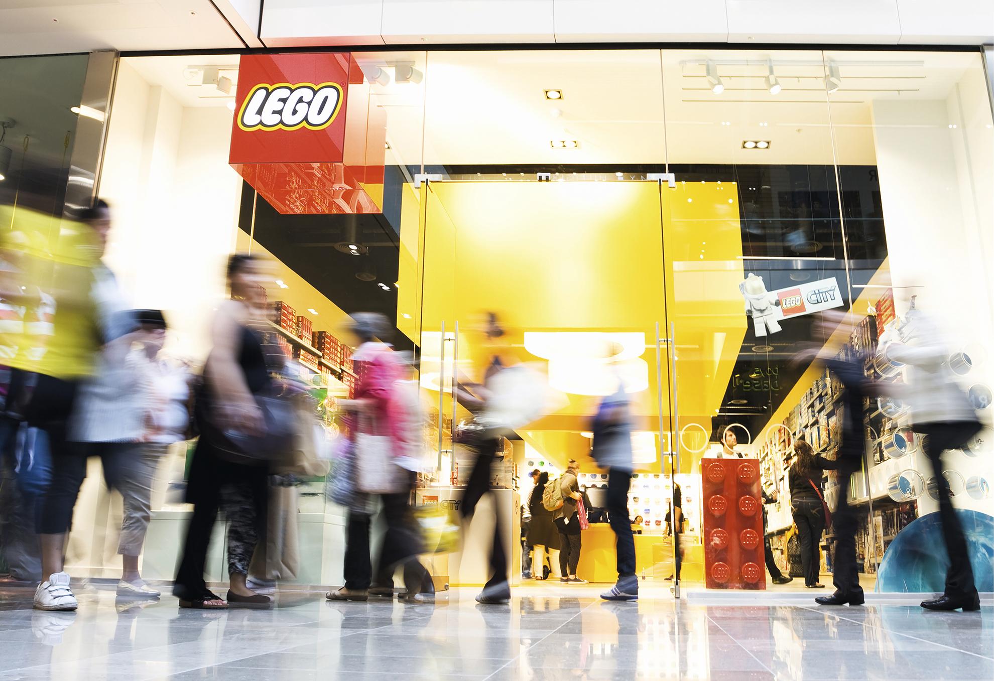Lego, le royaume démontable face à la concurrence