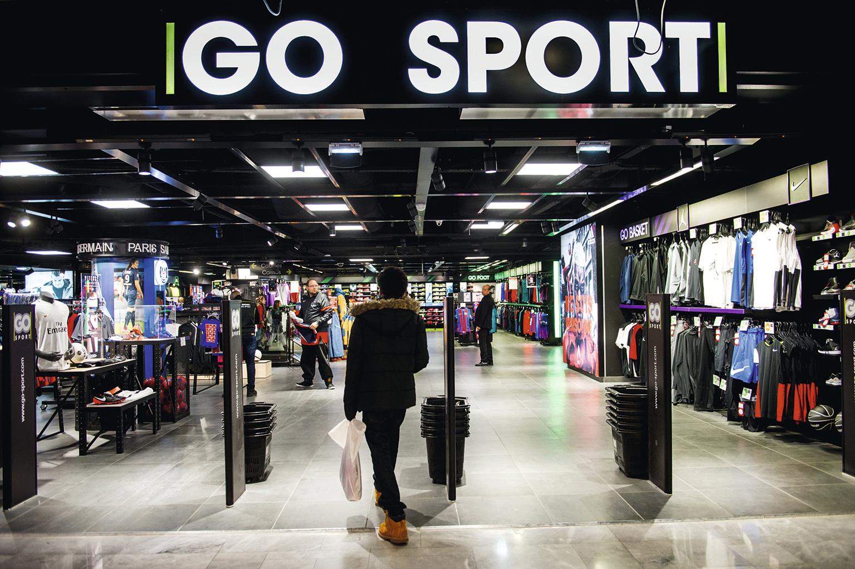 Go Sport : les salariés au pied du muravant le rachat