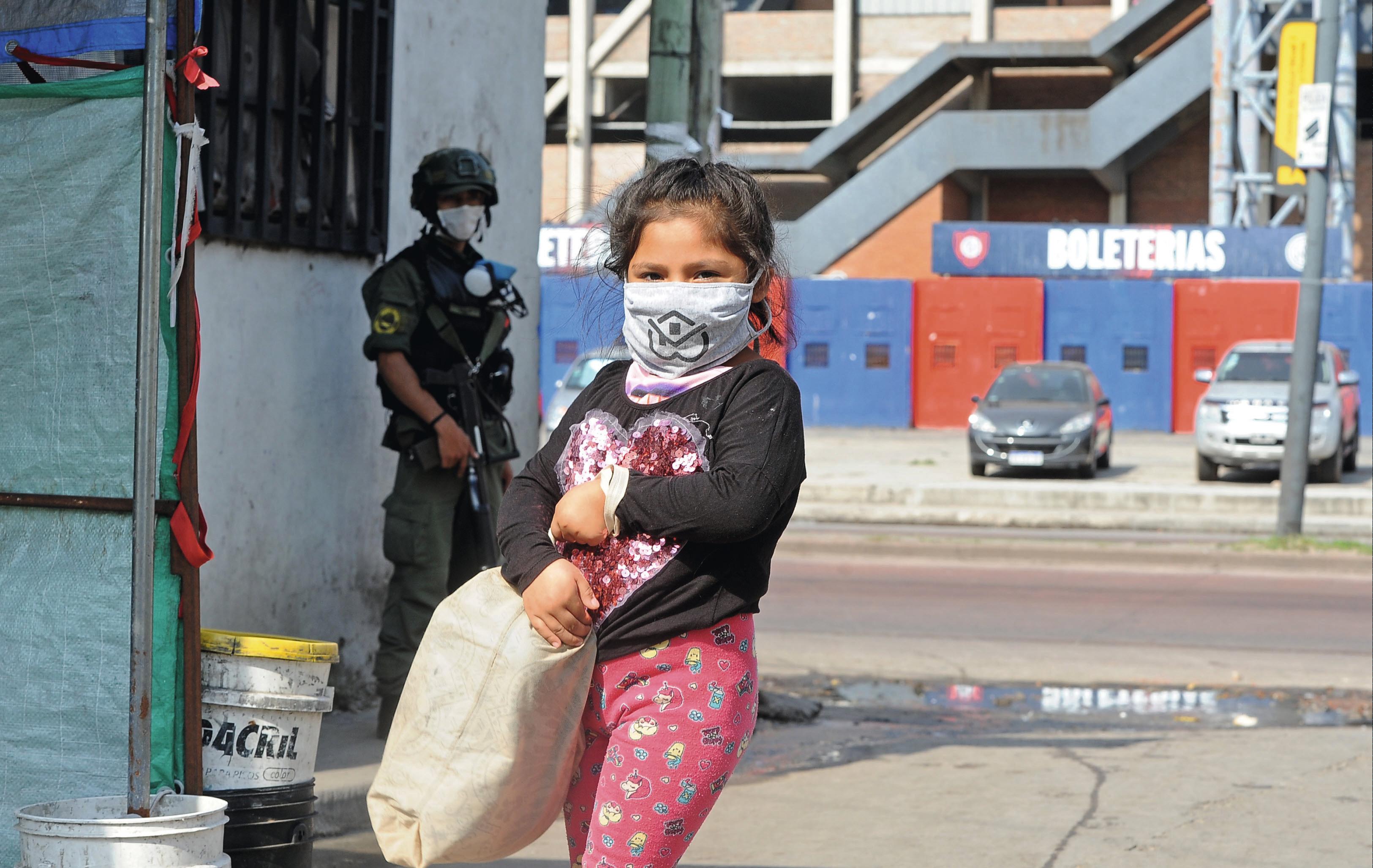 Survivre dans une Argentine en défaut depaiement