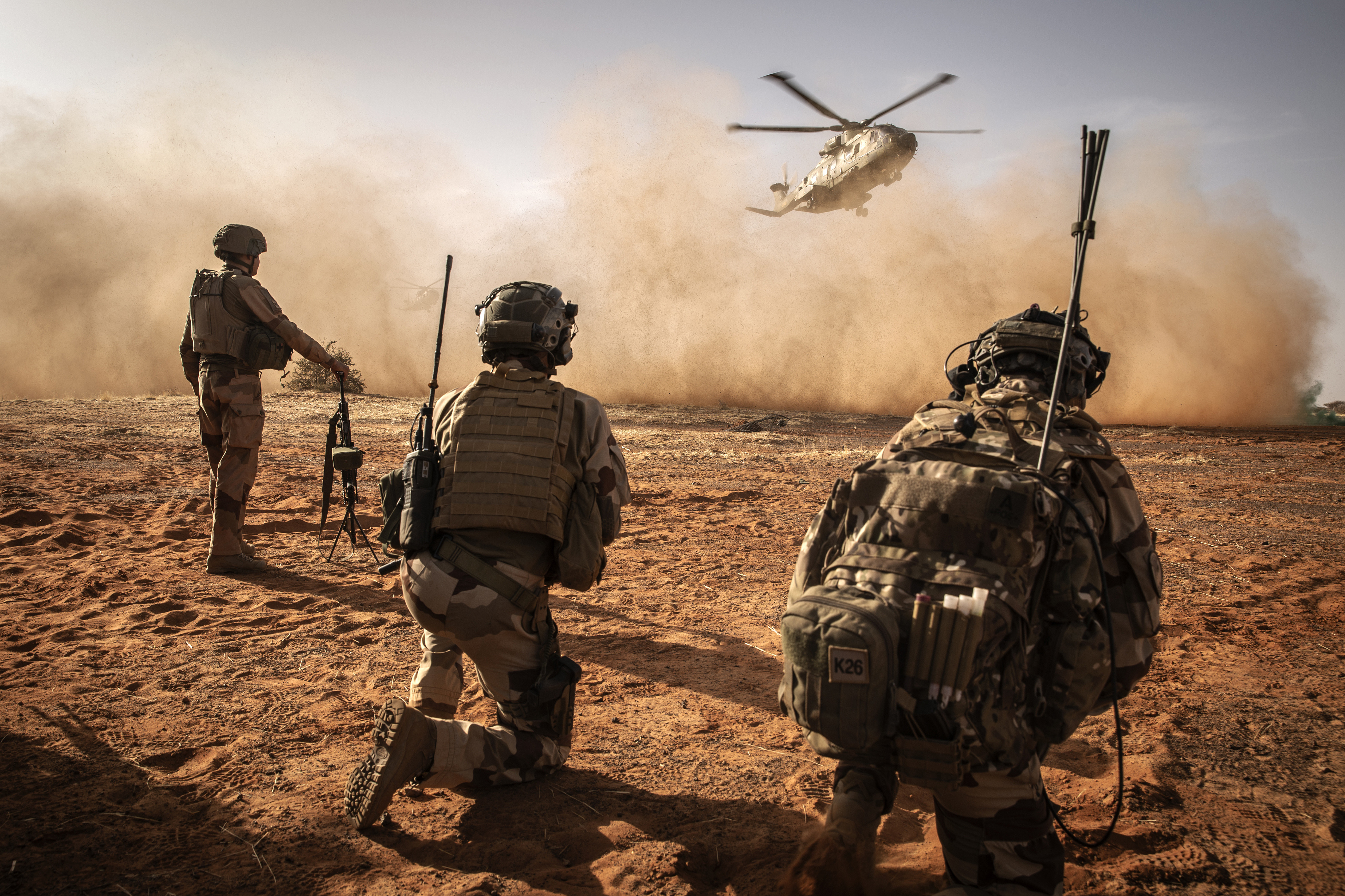 Barkhane : le coût de l'opération militaire (et civile) au Mali en 4 chiffres