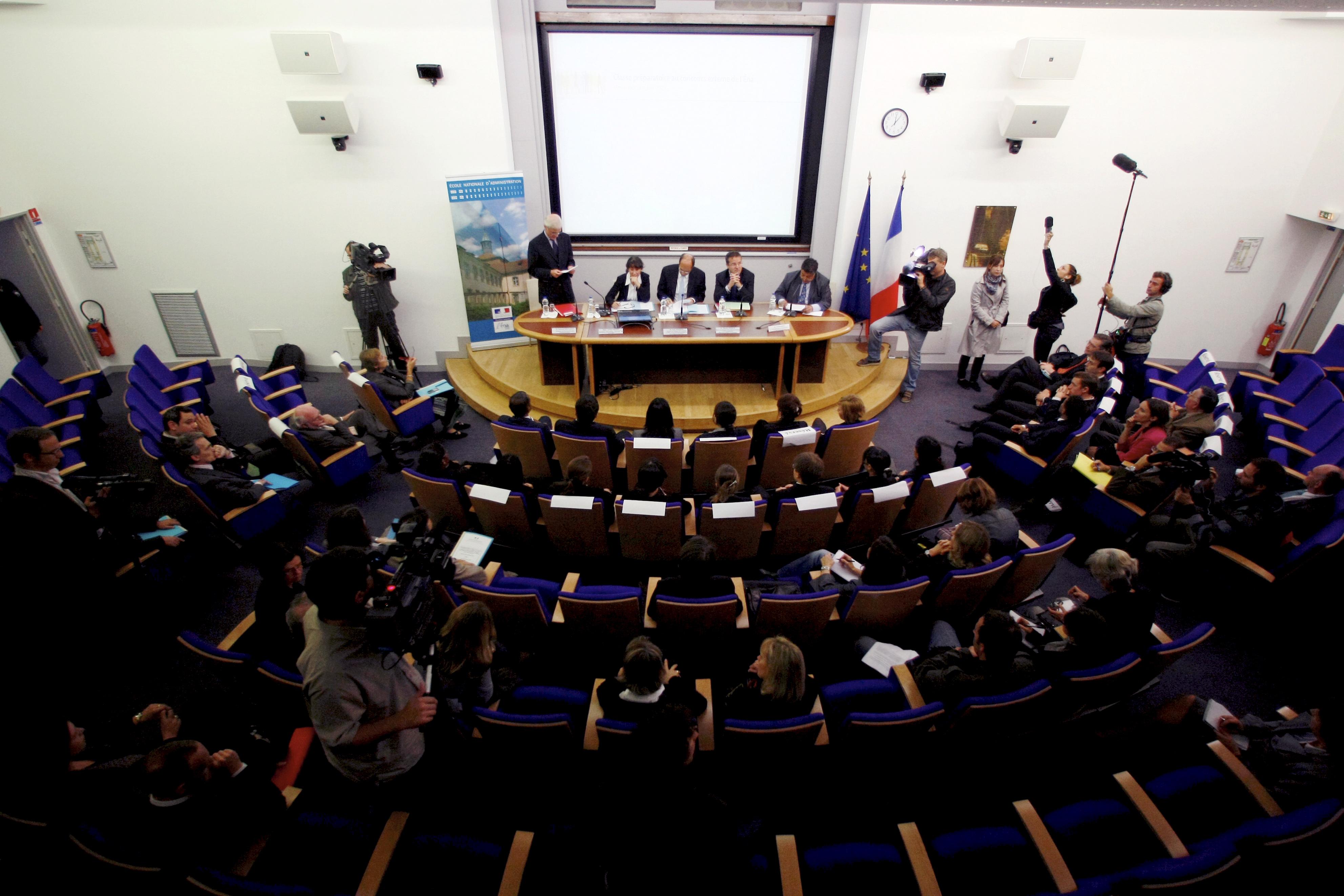 ENA, Sciences Po, prépa : toujours aussi peu de diversité