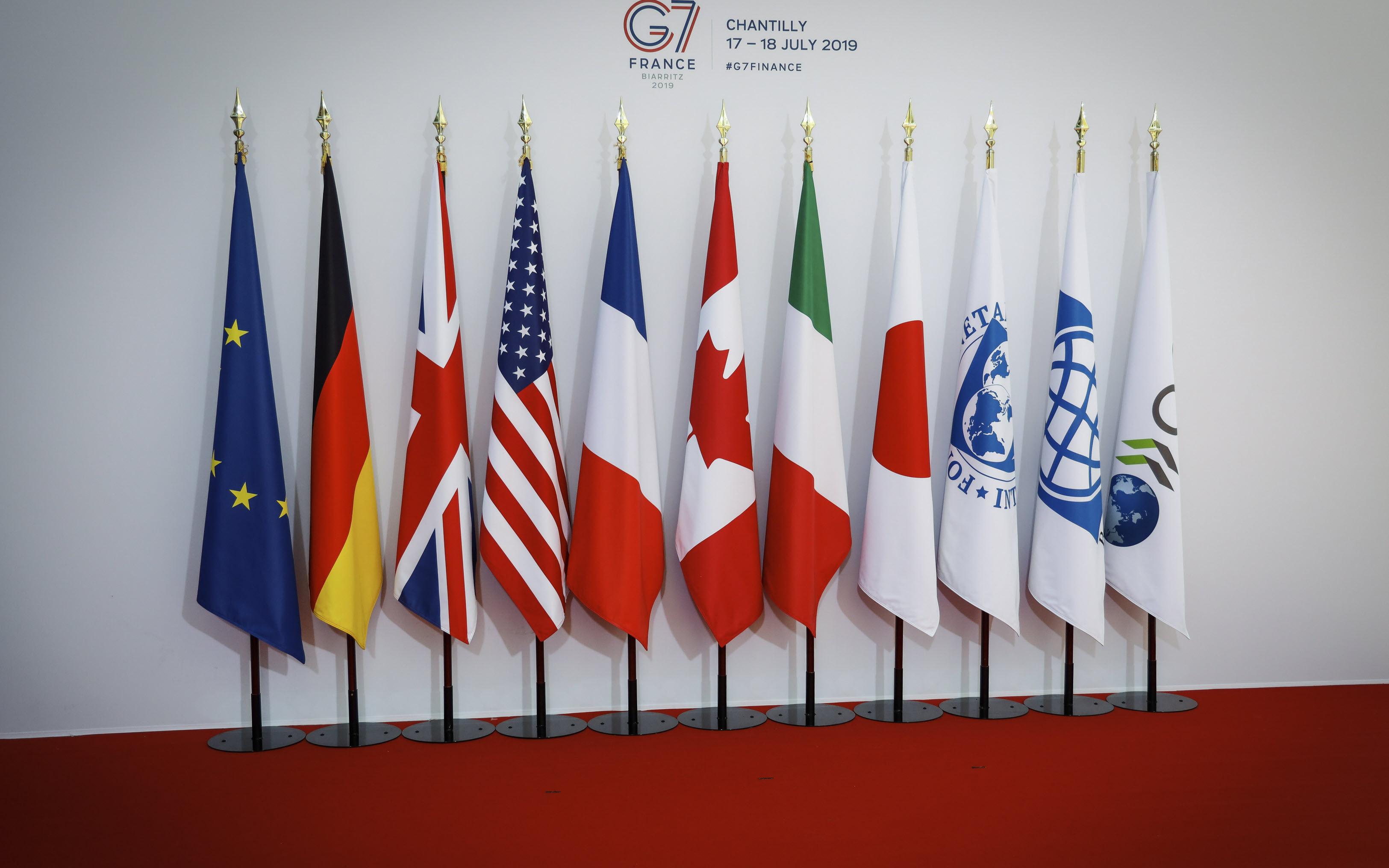 G7 Finances : bientôtla fin du zéro impôt pour les multinationales et les Gafam?