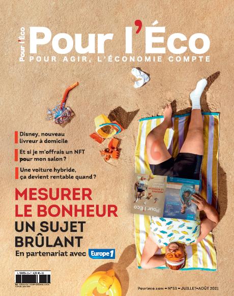 Couverture du magazine n°33 de Pour l'Eco