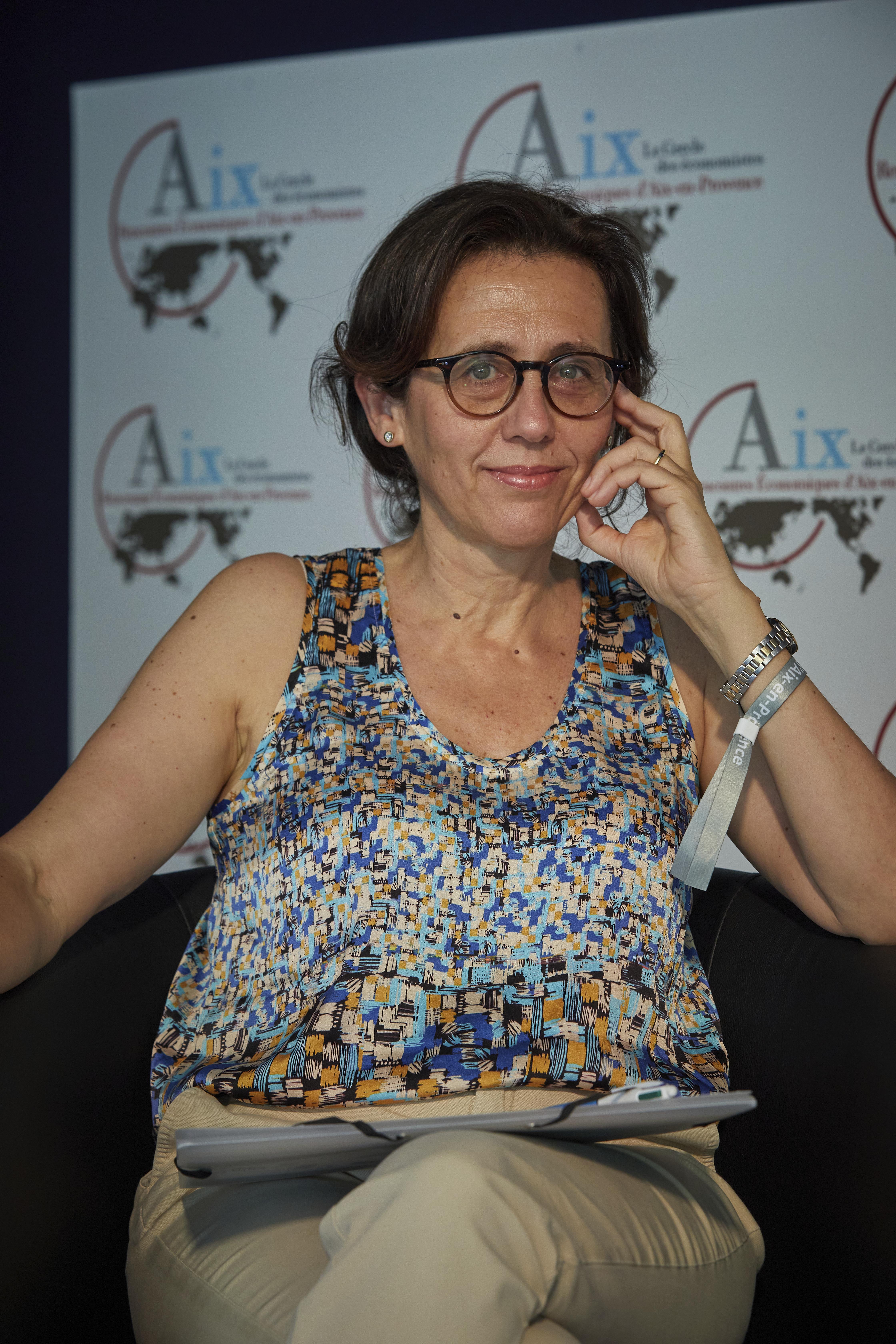 Cecilia Garcia-Peñalosa : « Si j'étais présidente… je revaloriserais les enseignants»
