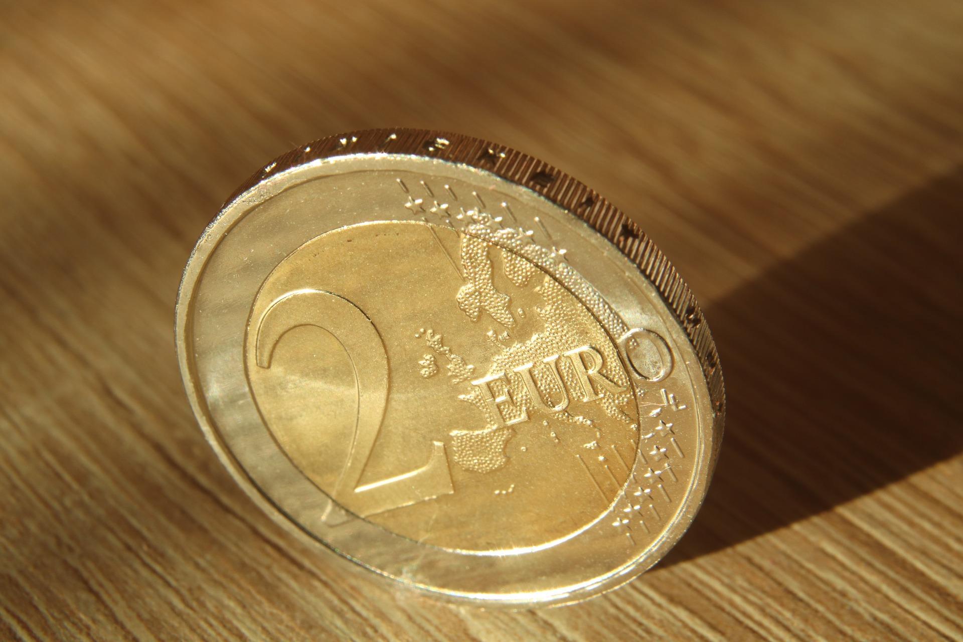 Combien ça coûte, une pièce de 2 euros?