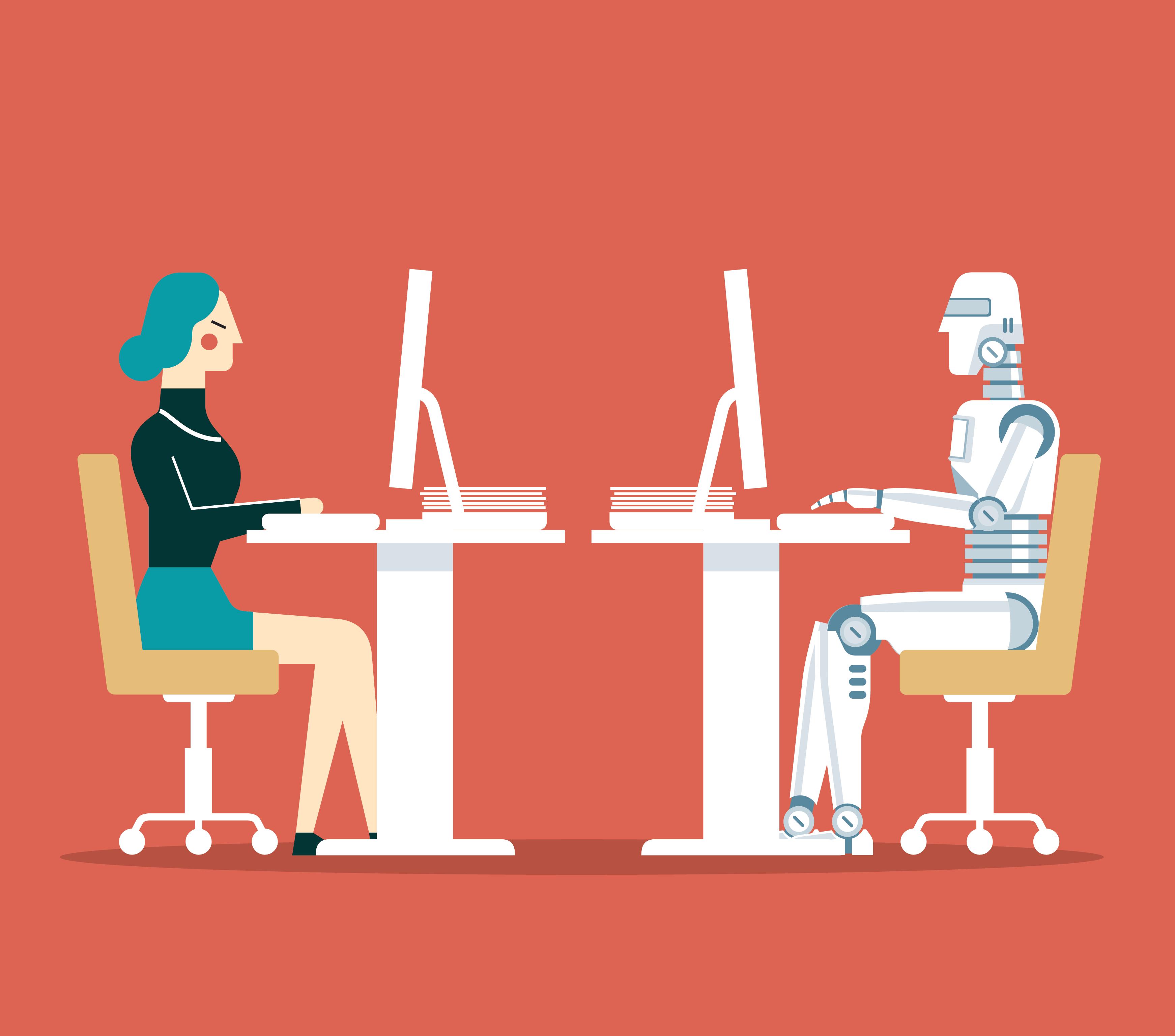 Débat. Les robots vont-ils prendre nos jobs ?