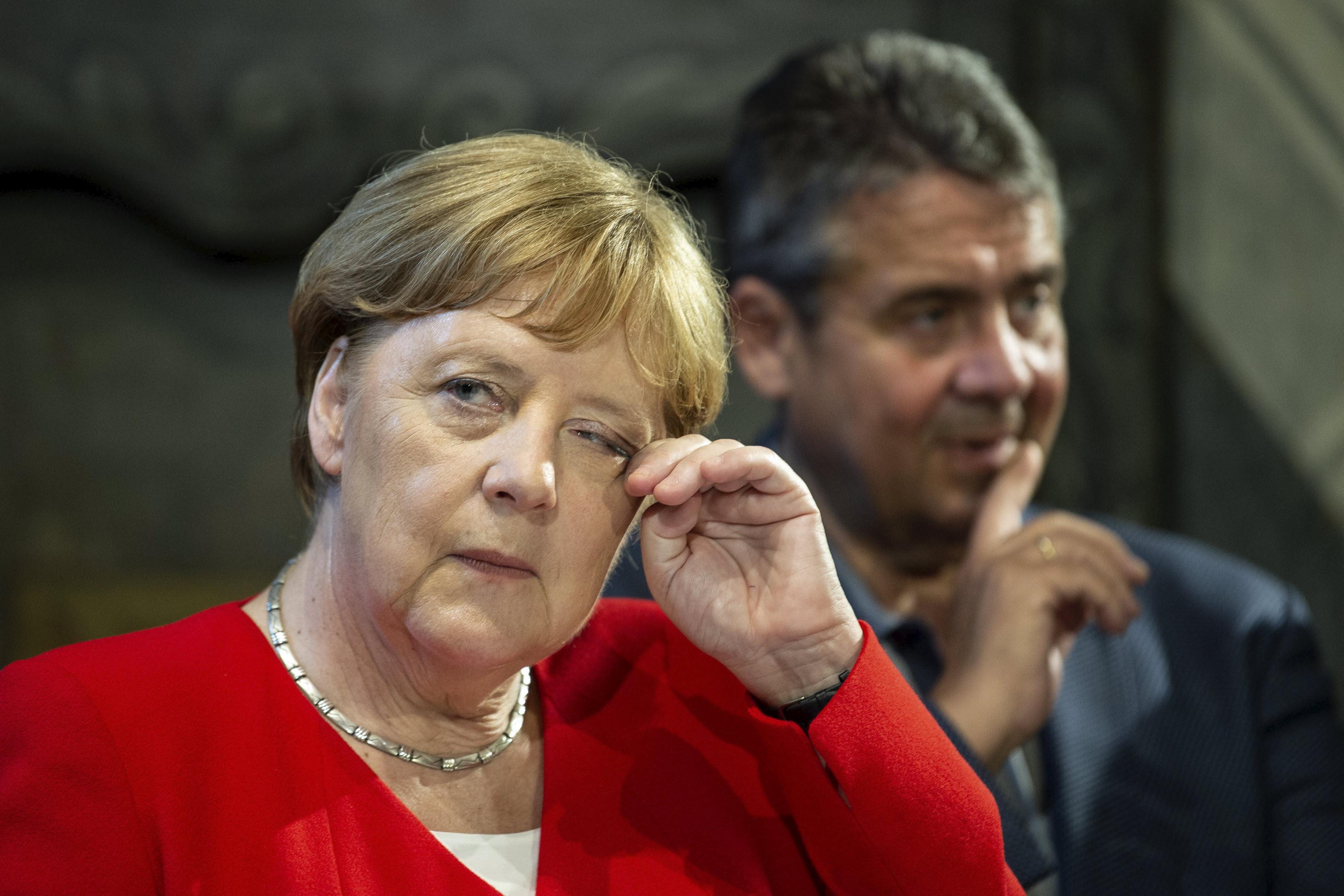 Merkel et le Smicallemand : de nombreux débats, des résultats mitigés