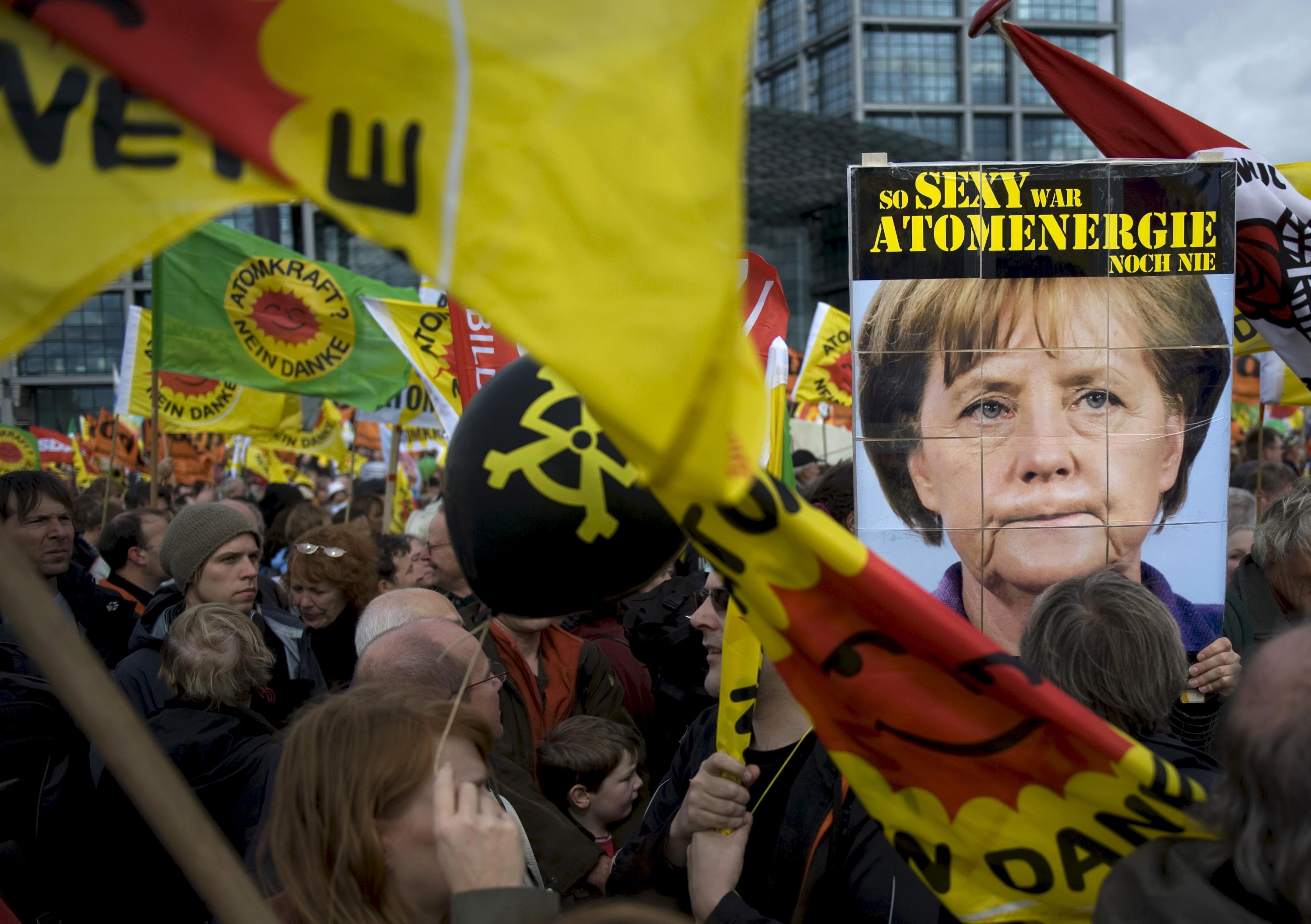 Merkel et la sortie du nucléaire: politiquement brillant, écologiquement contestable