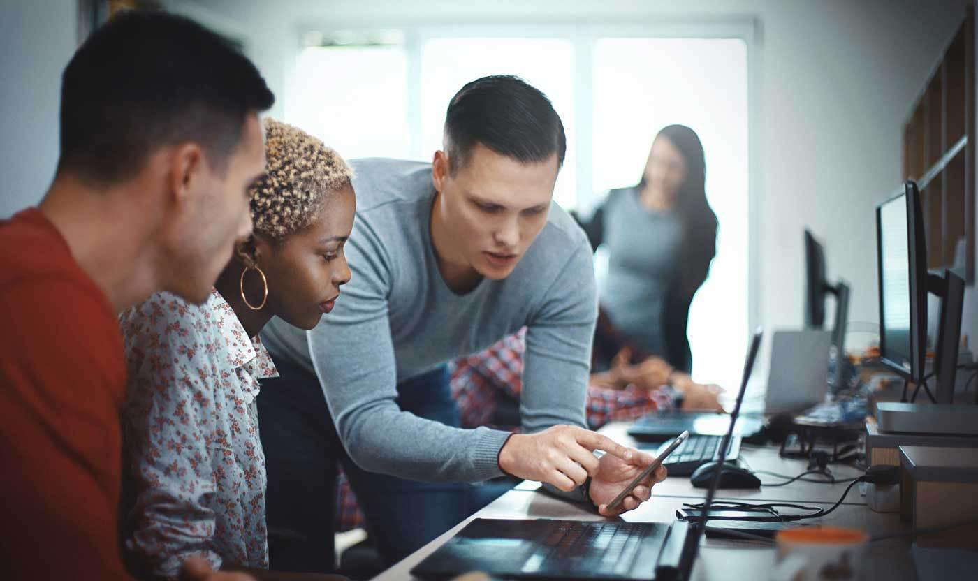 Développeur d'applis mobiles, un conseiller technique aux compétences qui rapportent