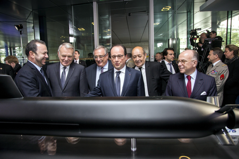 Sous-marins australiens: pourquoi les exportations d'armement sont-ellessi importante pour la France?