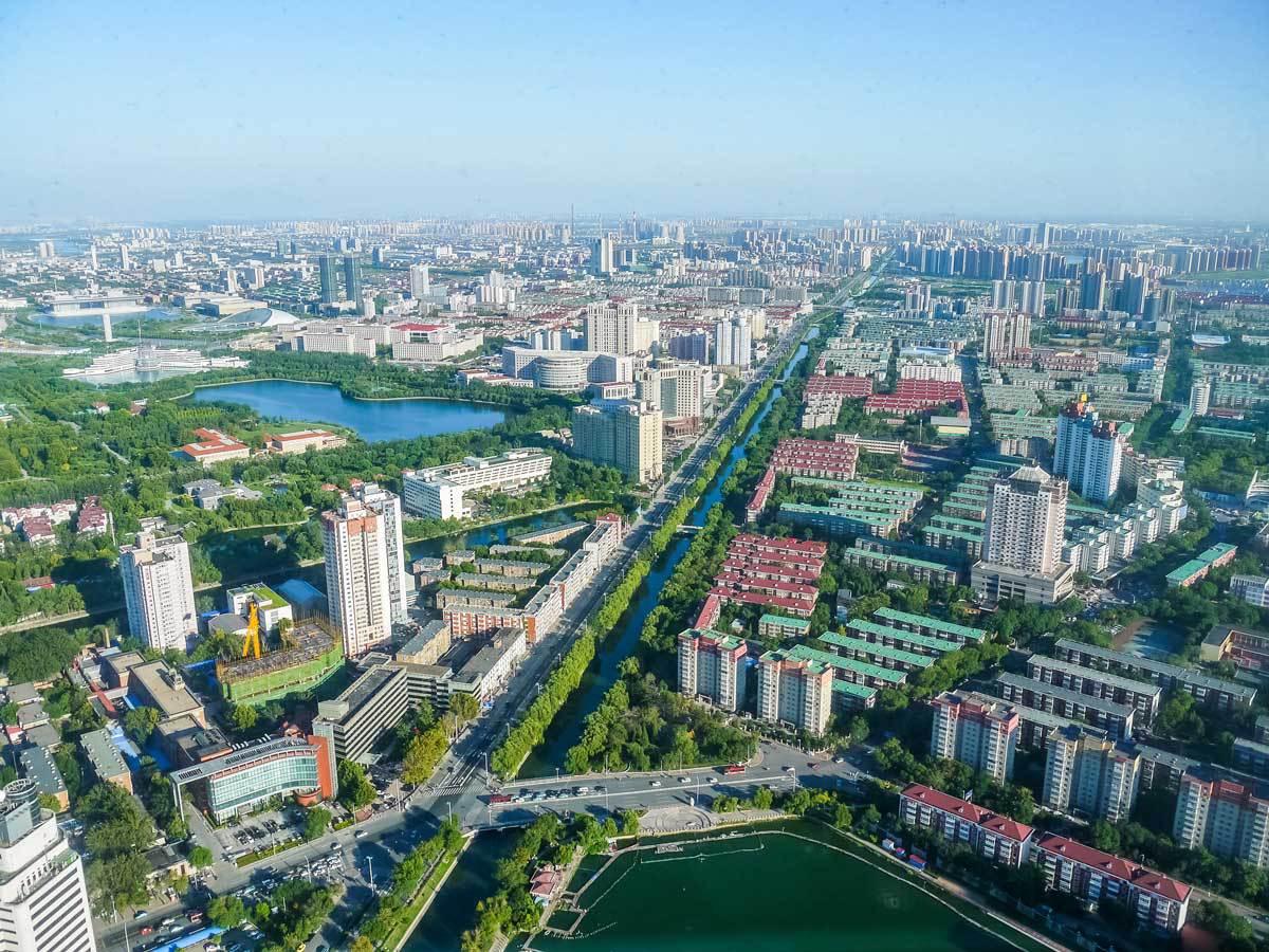 Ville du futur :Fribourg, Tianjin, Amaravati, laboratoires urbains
