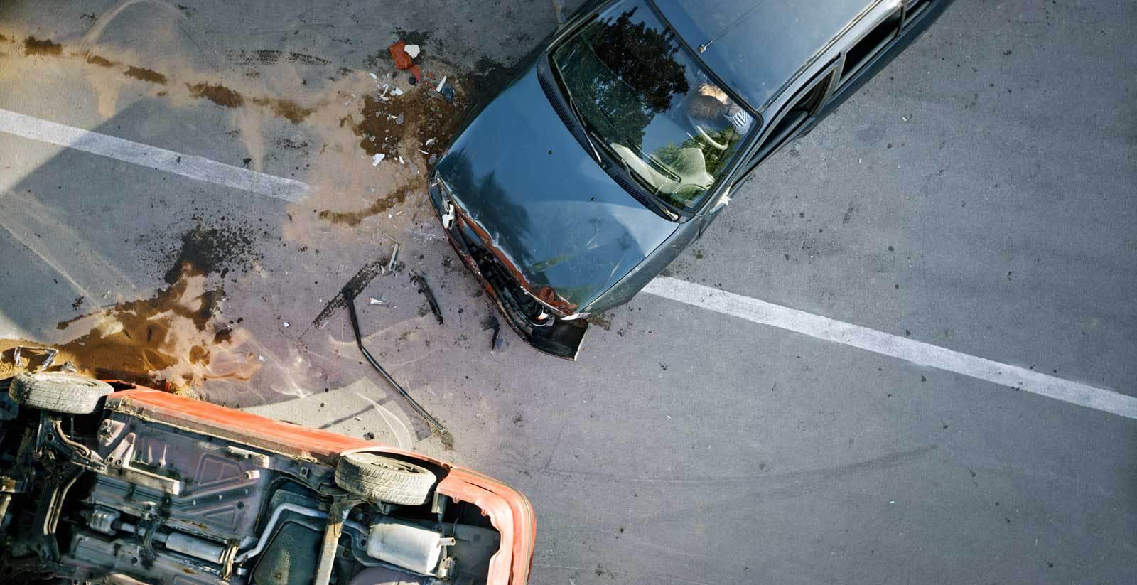 Les accidents de la route coûtent cher à l'État et aux assureurs