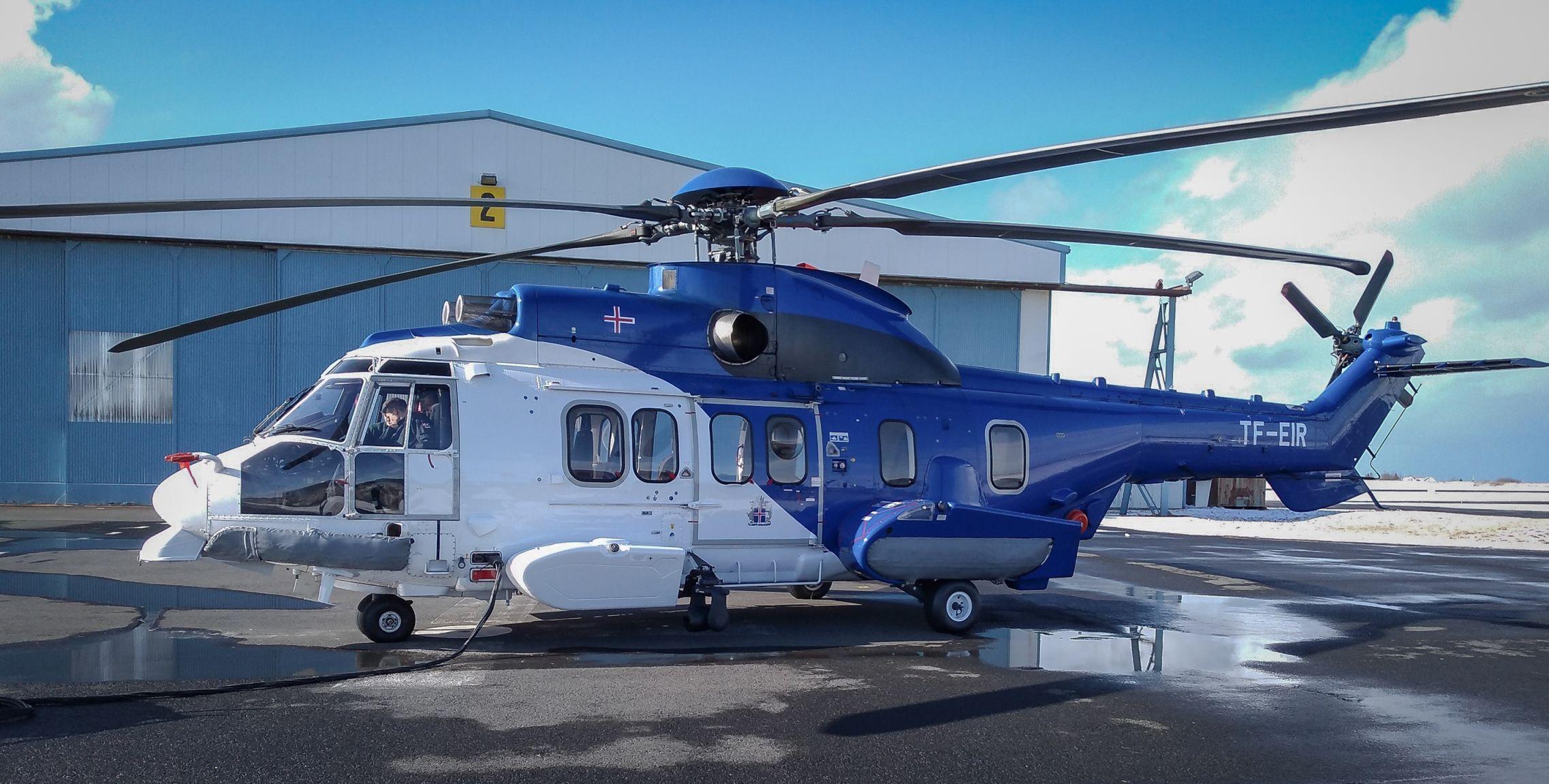 Un hélicoptère d'Airbus. Credit photo : Airbus.
