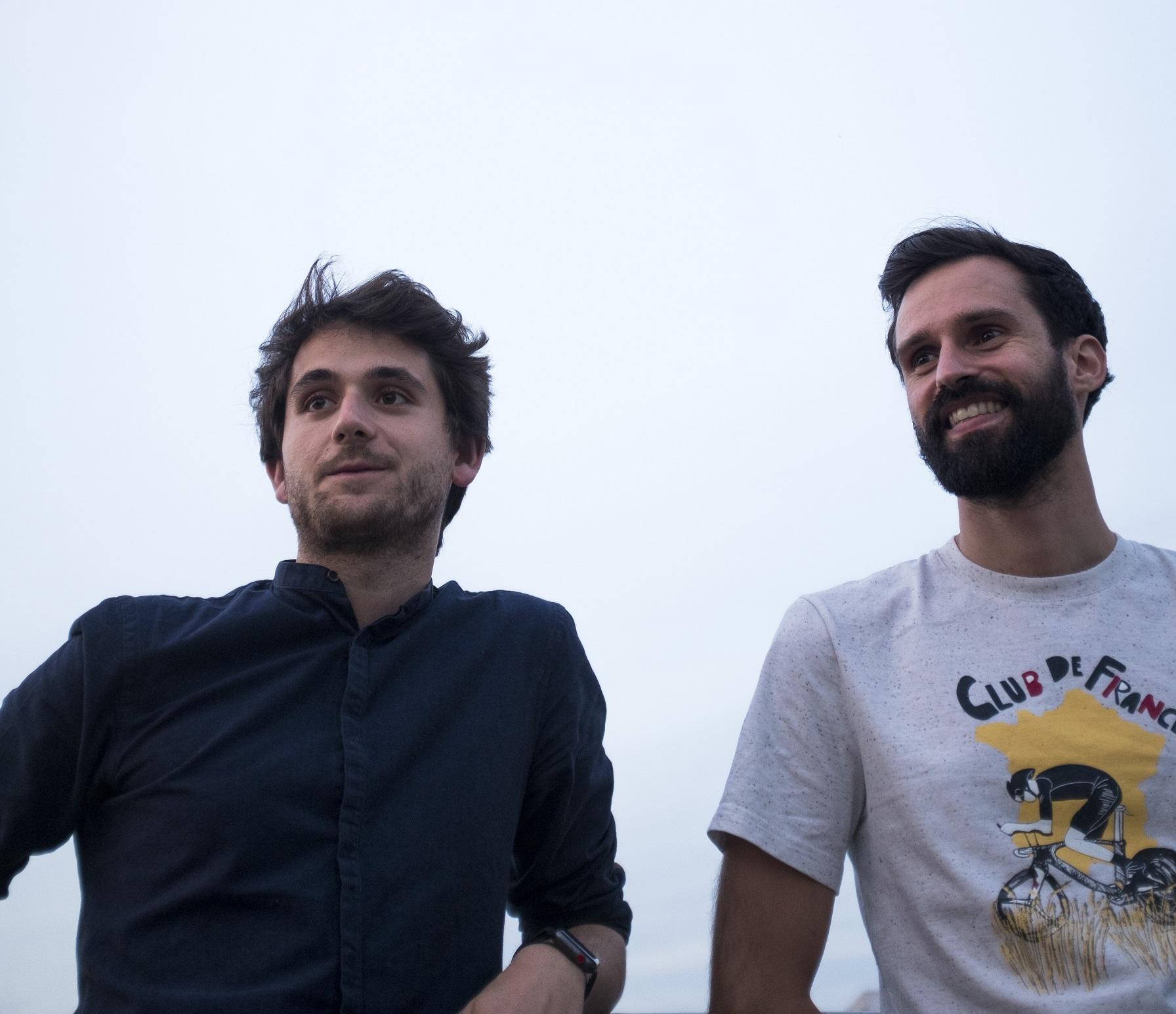 Antoine et Florian ont fait le tour du monde. De quoi constater de près les opportunités et les limites du tourisme. Photo : Laura Laura Wojcik - Pour l'Éco