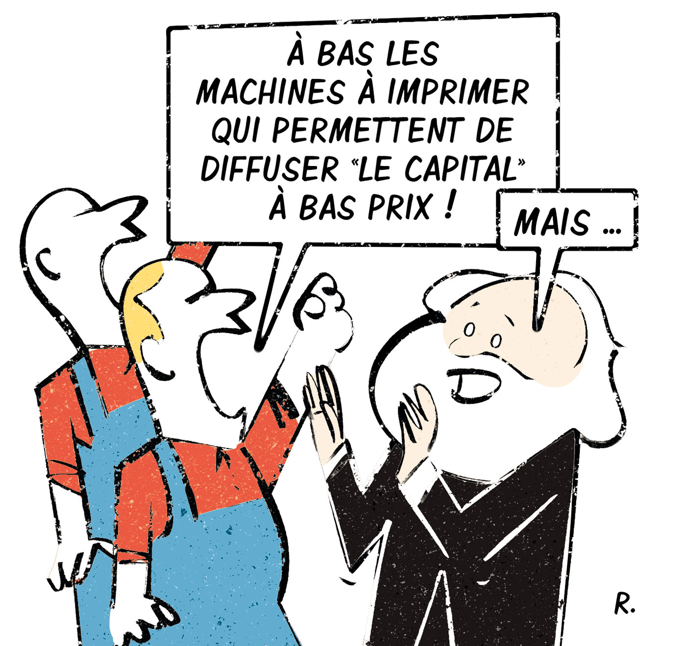 Karl Marx et l'innovation
