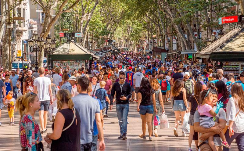Pour enrayer la turismofobia, Barcelone légifère