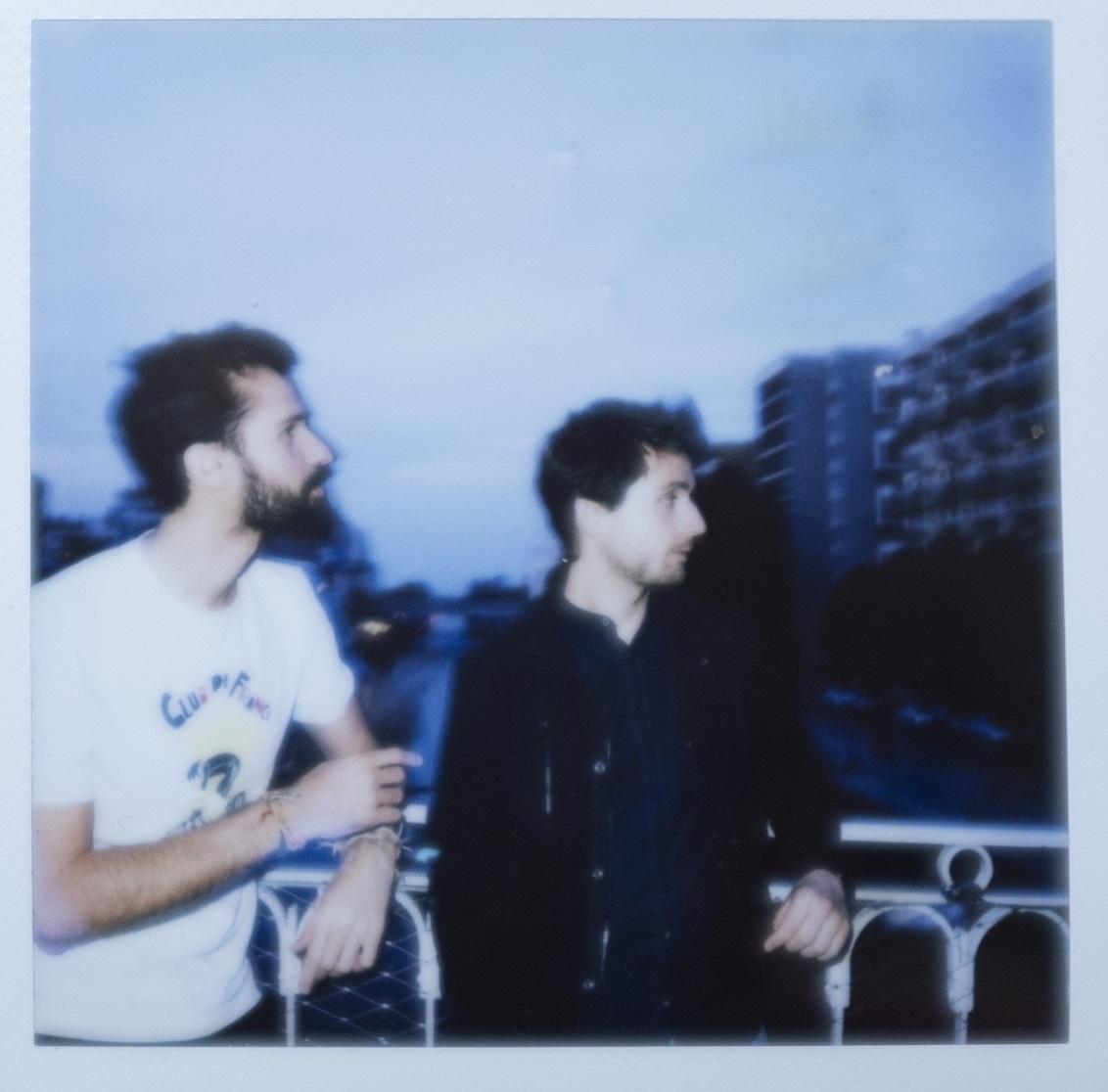 Antoine et Florian