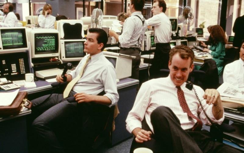 Wall Street Olivier Stone 1987