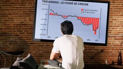 Netflix : s'endetter pour gagner ou… sombrer