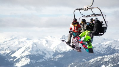 Réchauffement climatique : vers la fin du ski ?