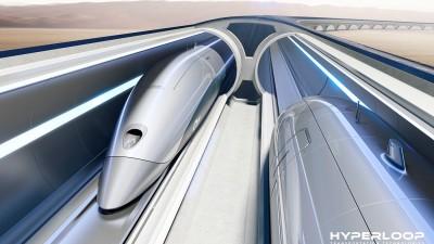 Hyperloop : les incertitudes économiques du train supersonique