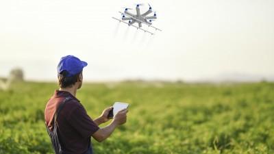 Pour l'agriculteur de demain, la « Tech » est dans le pré
