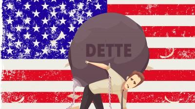 La dette américaine en roue libre