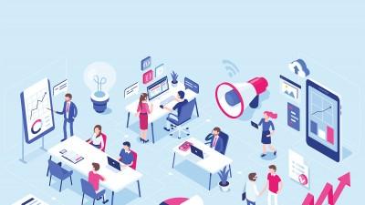 L'entreprise, facilitatrice du marché et « nœud de compétences »