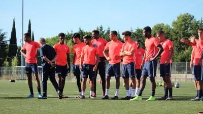 Le club de foot de Montpellier ne veut plus former que des footballeurs