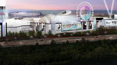 Un des malls les plus chers de l'histoire ouvre ses portes