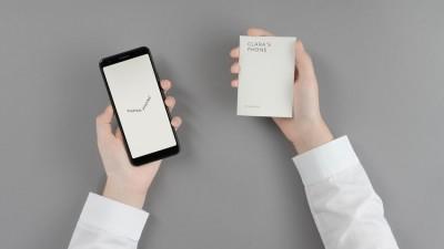 """Google prône la déconnexion avec son """"paper phone"""""""
