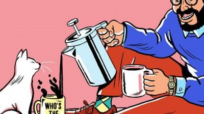 Télétravail : faut-il sauver la pause-café à l'heure de la distanciation sociale ?