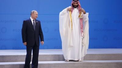 Russie-USA- Arabie Saoudite : la guerre pétrolière à l'heure du Covid-19