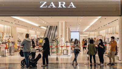 Comment Zara mute pour continuer de régner