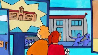 Écoles de commerce : pour attirer,marketing ou désinformation ?