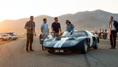 Le Mans 66 :Ford et la séduction des jeunes baby boomeravec des voitures de course