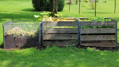 Comment réduire son volume de poubelles grâce au compost