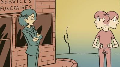 Entre routine commerciale et deuil des familles, le délicat équilibre des pompes funèbres