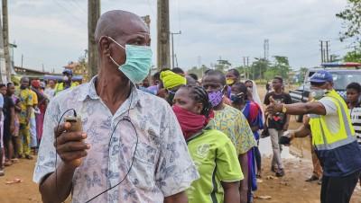 Conséquence duCovid, la crise du modèle africain