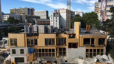 Le bois de construction,un outil pourenrayerles émissions de CO2