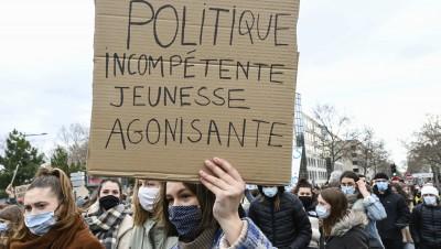 «Il n'y a pas de véritable politique de la jeunesse». En France,les ratés d'uninvestissementd'avenir