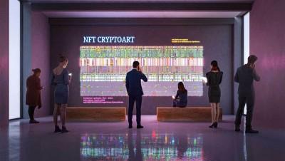 Crypto-art : contempler son NFTet spéculer