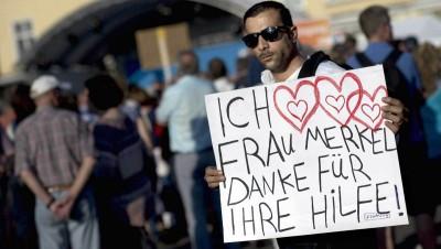 Merkel et la crise des réfugiés de 2015 : de nombreuses motivations, pour quel coût économique ?
