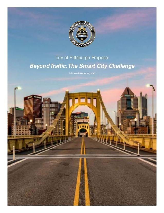Ville de Pittsburgh, smart city